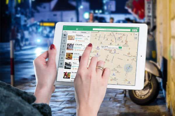 Encontrar movil robado mediante localizacion GPS