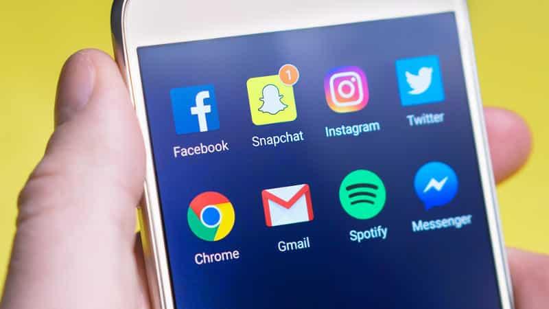 Apps que consumen más bateria