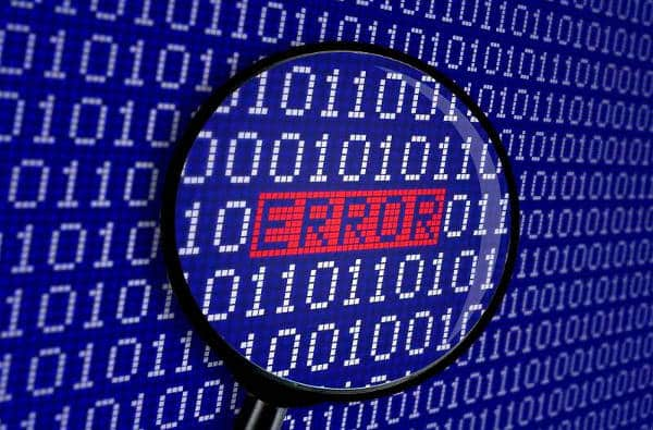 SO sistema operativo error problema error de inicio en Windows 10