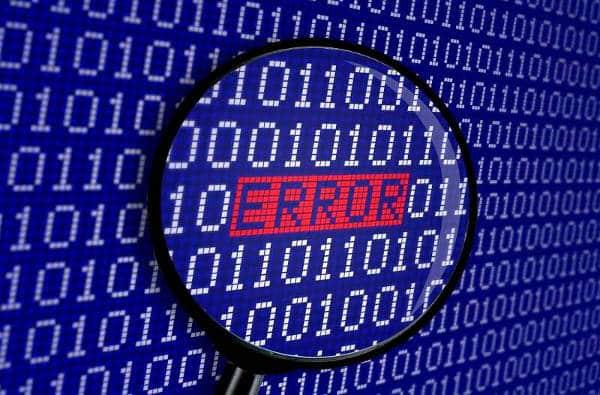 SO sistema operativo error problema error de inicio en Windows 10