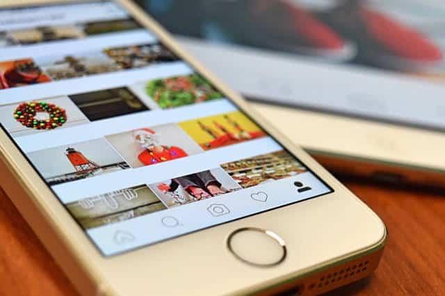 Bloquear y desbloquear contactos en instagram
