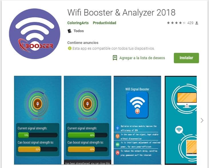 Mejorando la recepción de la señal Wifi