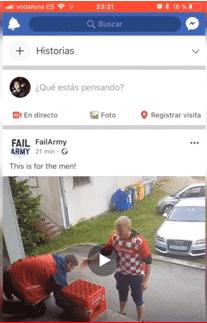 Cómo descargar Videos de Facebook en iOS