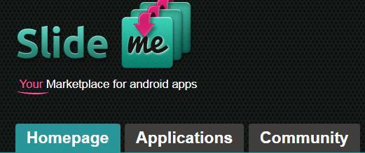 SlideME Application Manager