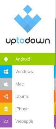 3 uptodown alternativa a google play