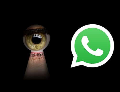 Como espiar whatsapp google security
