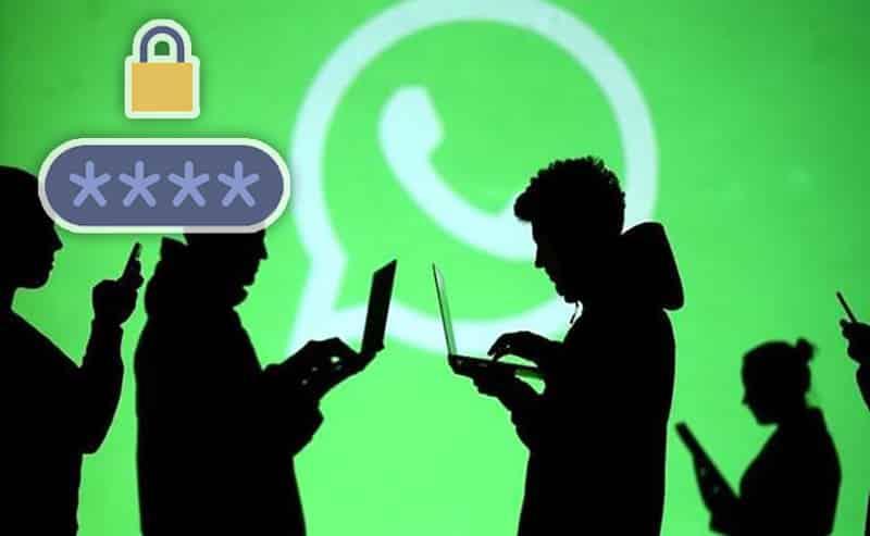 cuenta de whatsapp código pin punk contraseña seguridad