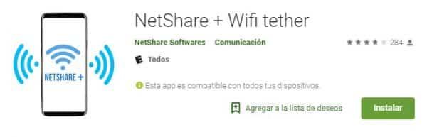 Usar el celular como repetidor Wifi sin root