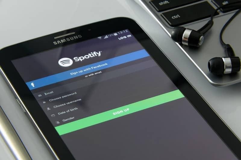 spotify sistema operativo iOS Android Teléfono escuchas spotify