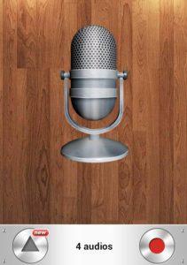 grabadora de voz avanzada para android