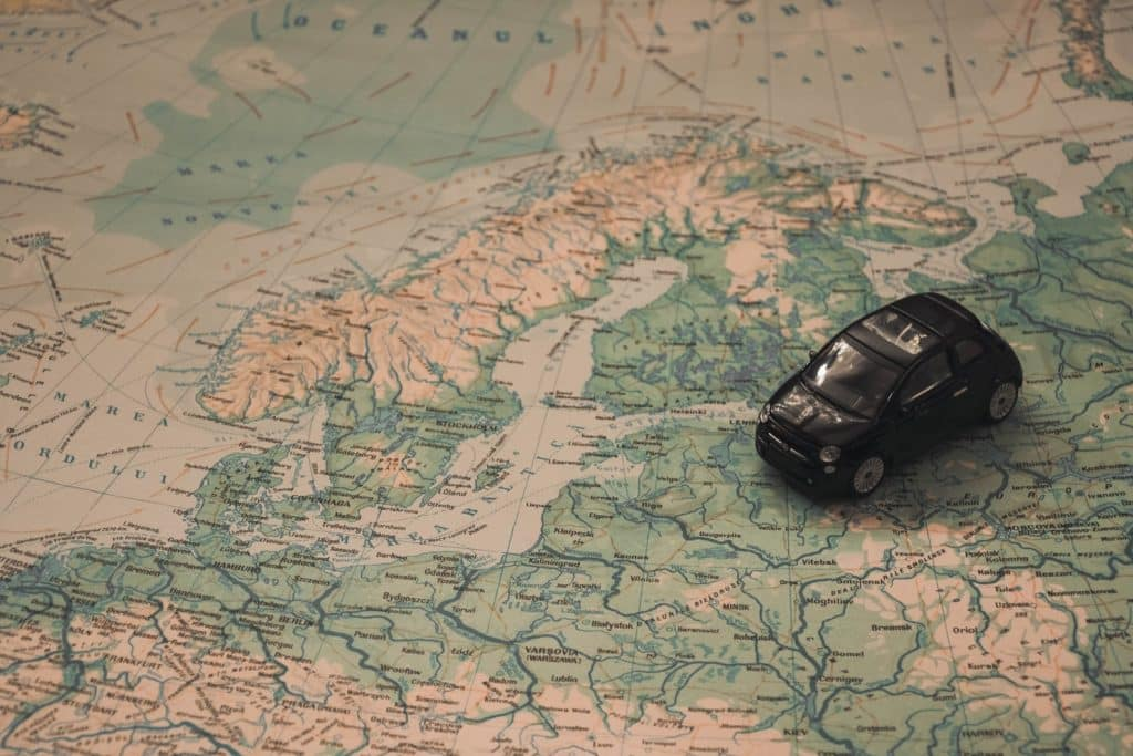Rastrear un celular con Google Maps