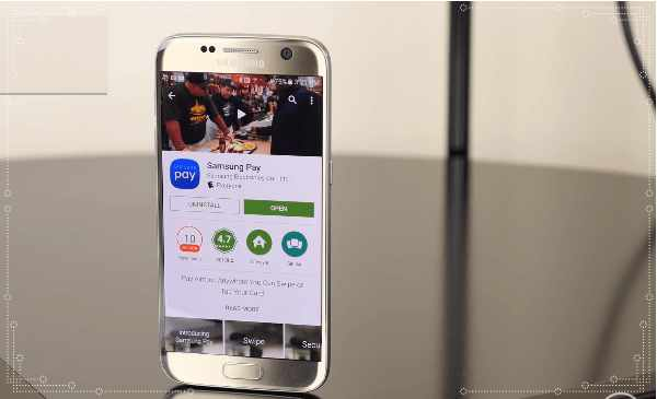 Samsung Pay NFC