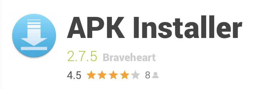 apk installer descarga