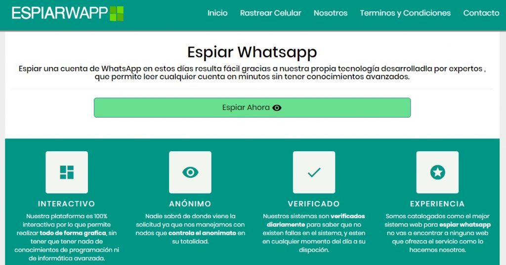 es posible espiar whatsapp?