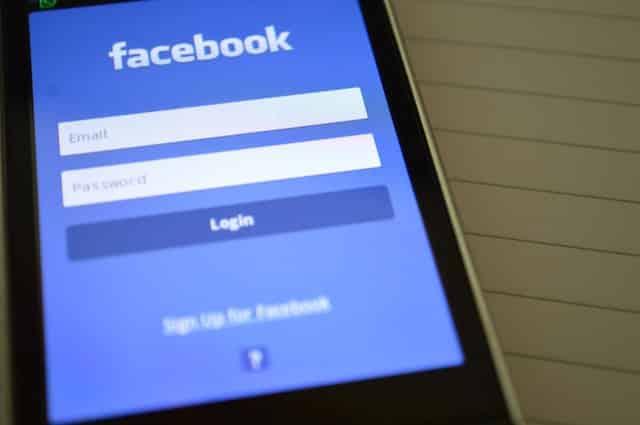 hacer login en facebook con la foto de perfil