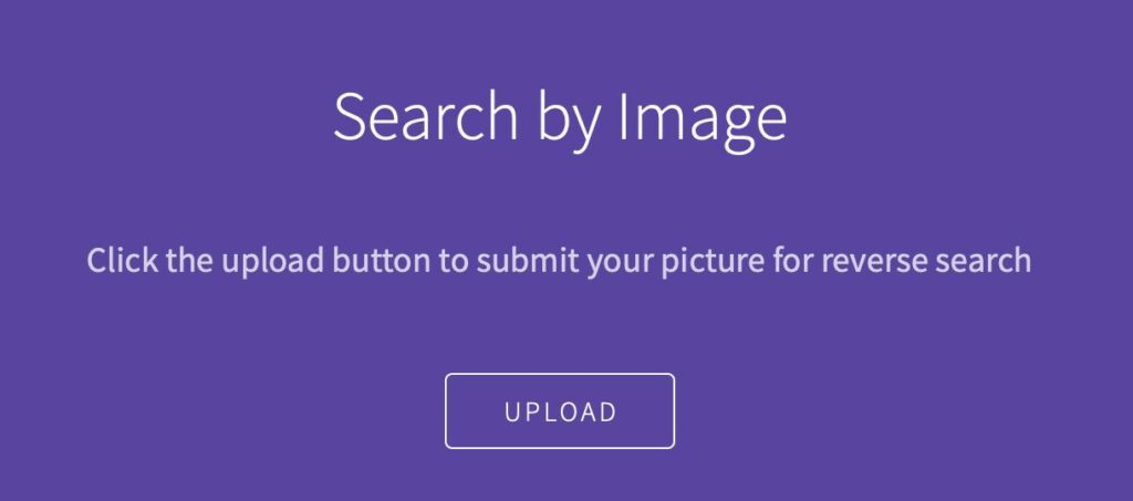 label search by image
