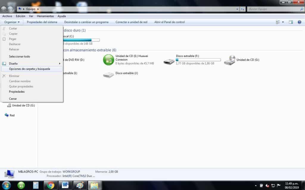 Como ocultar carpetas y archivos en windows: Método sencillo