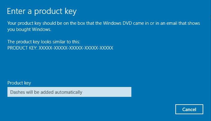 codigo activacion windows 10