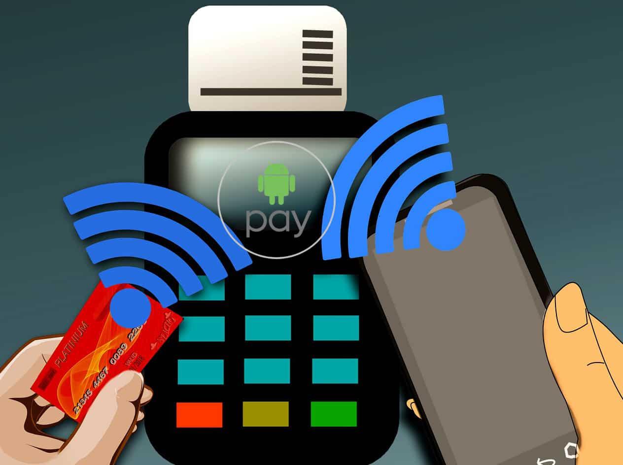 como pagar con el celular