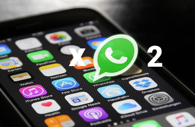 whatsapp on 2 different devices
