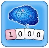 1000 palabras: app sopa de letras