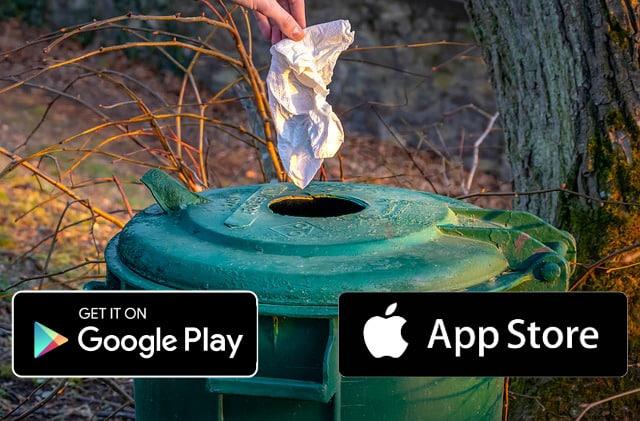 aplicaciones para reciclar en ios y android