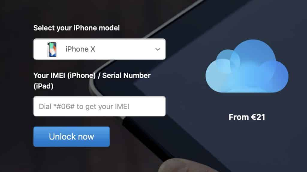 icloud activation lock removal