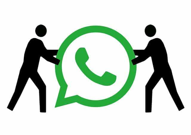 backup de chats de mensajes
