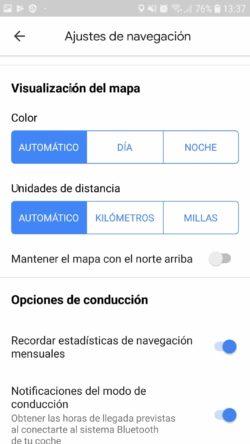 activar velocimetro de google maps