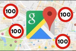 Como activar el velocímetro en Google Maps APP
