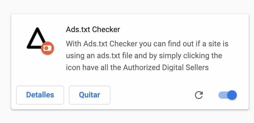 ads.txt checker