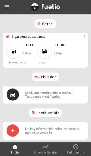 gasolineras cercanas fuel.io app