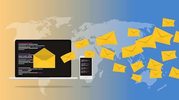 rastrear mediante mails