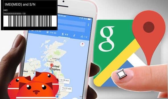rastrear celular gratis, gmail, imei, sin apps