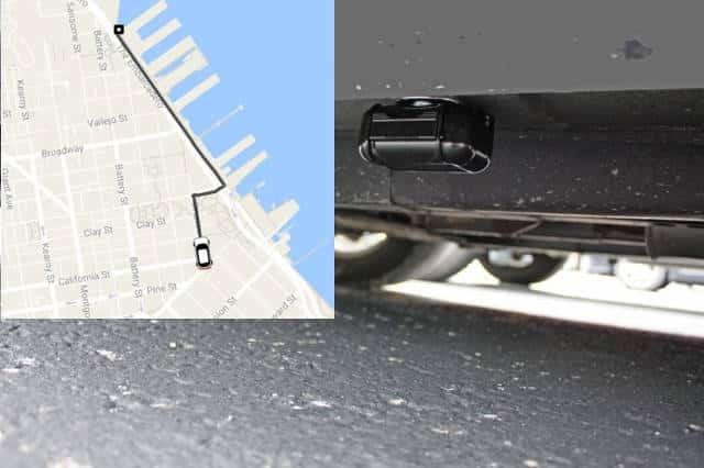 Rastreador GPS para carros y coches