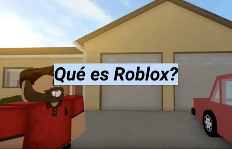 Que es Roblox