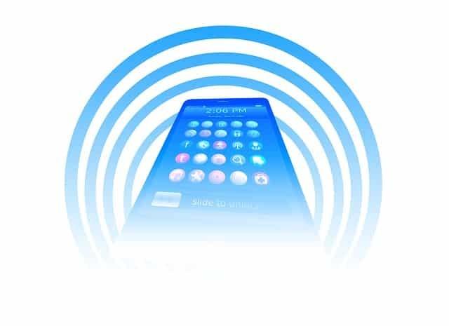 radiación moviles celulares