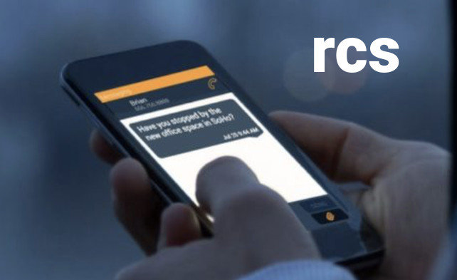 activar mensajería rcs en android