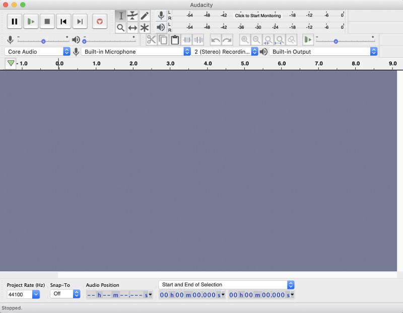 descargar audacity para mac