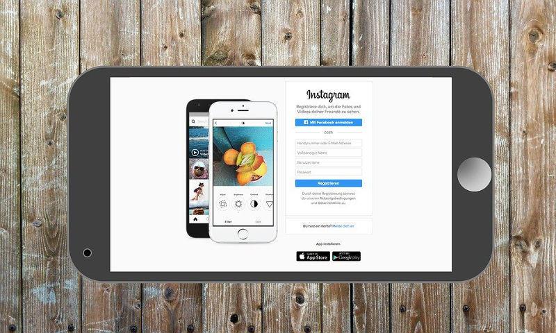 etiquetar usuario en historia de instagram