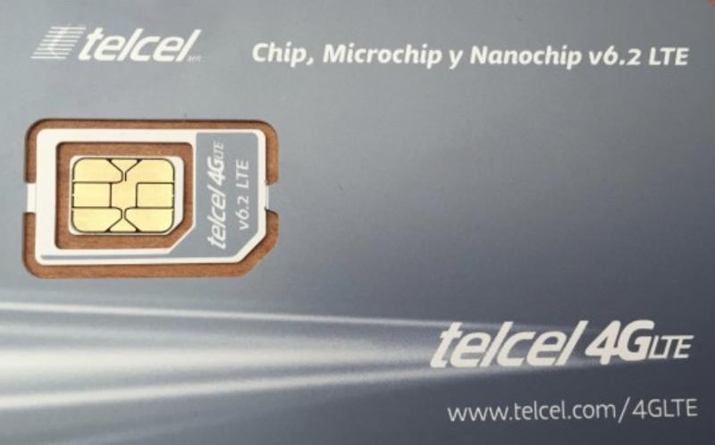 activar chip telcel