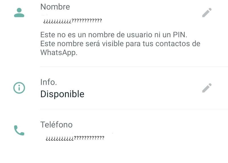 Saber cual es tu numero de telcel con apps, whatsapp