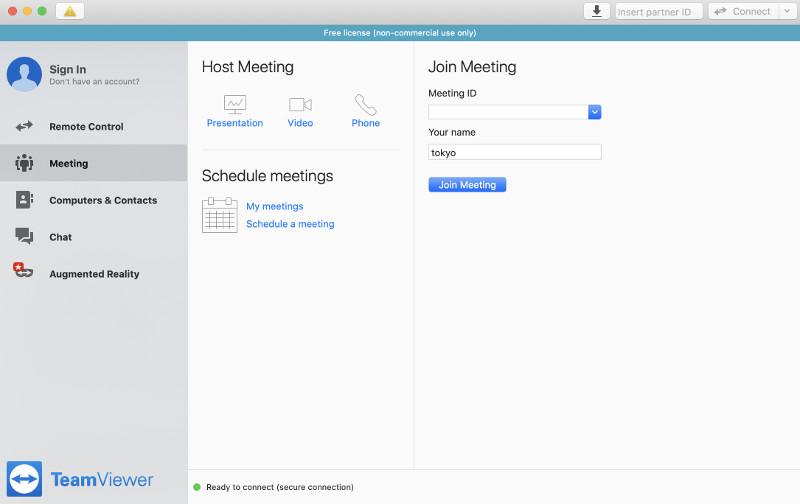 teamviewer conferencias remotas videoconferencias