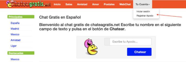 chateagratis net españa
