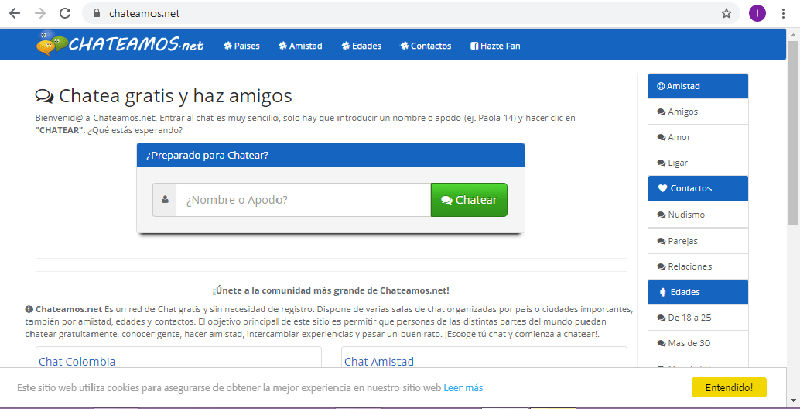 Chateamos.Net