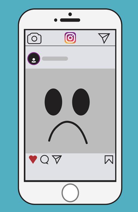 instagram esta caido