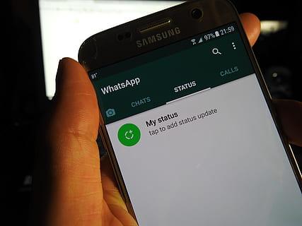 Como saber quien ha visto tu estado en whatsapp