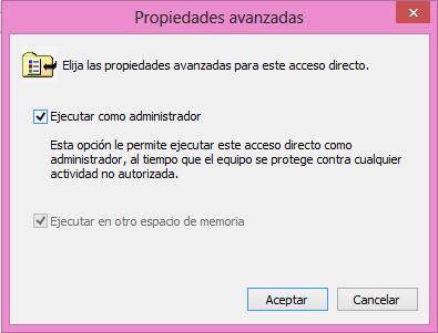 Ejecuta como administrador la consola de comandos en Windows 10