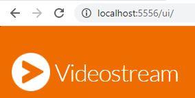 URL para volver a abrir Videostream en Google Chrome.