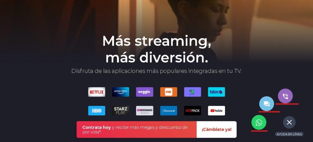 Metodos para comprobar la cobertura de total play Mexico